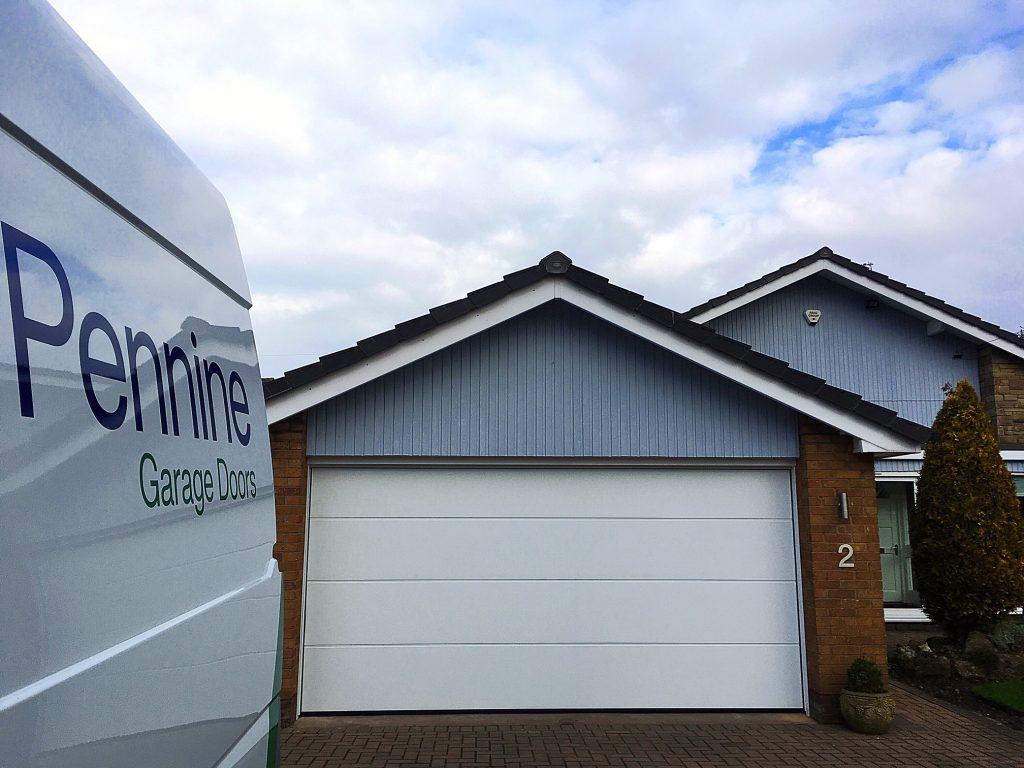 Recent Work Pennine Garage Doors