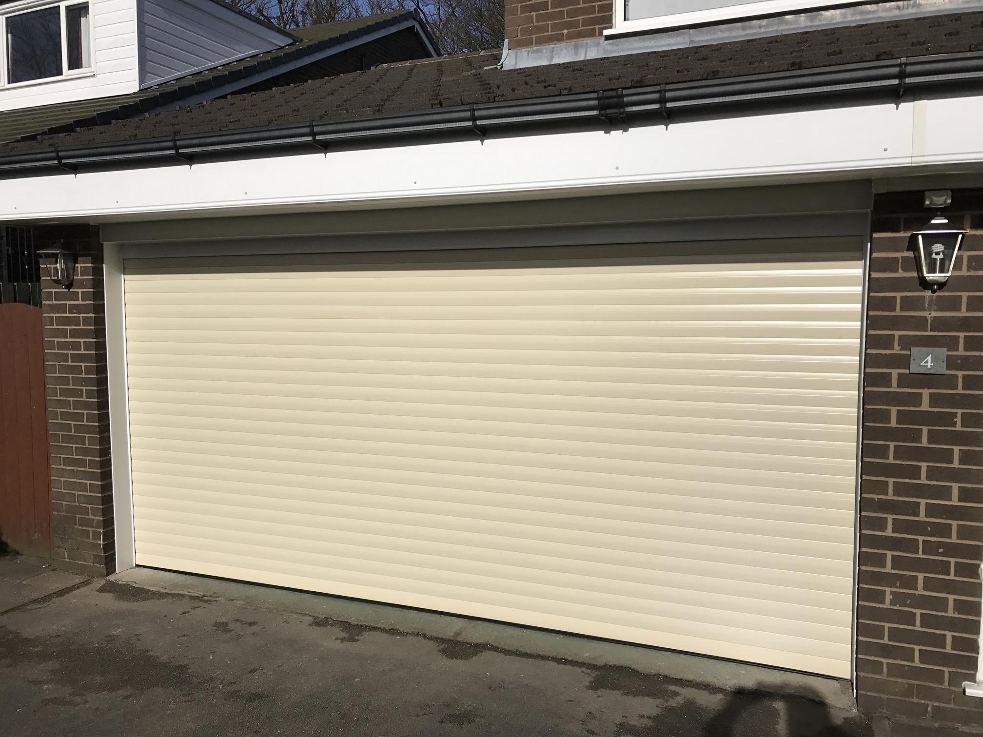 Alluguard Roller Door Rochdale Pennine Garage Doors