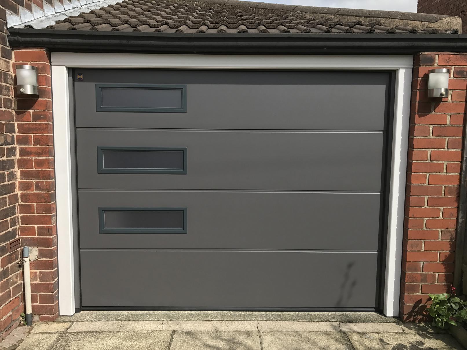 Hormann Sectional Garage Door Denton Pennine Garage Doors
