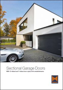 Hormann sectional brochure cover