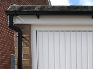 hormann gutters closeup