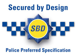 secured by design, cropped