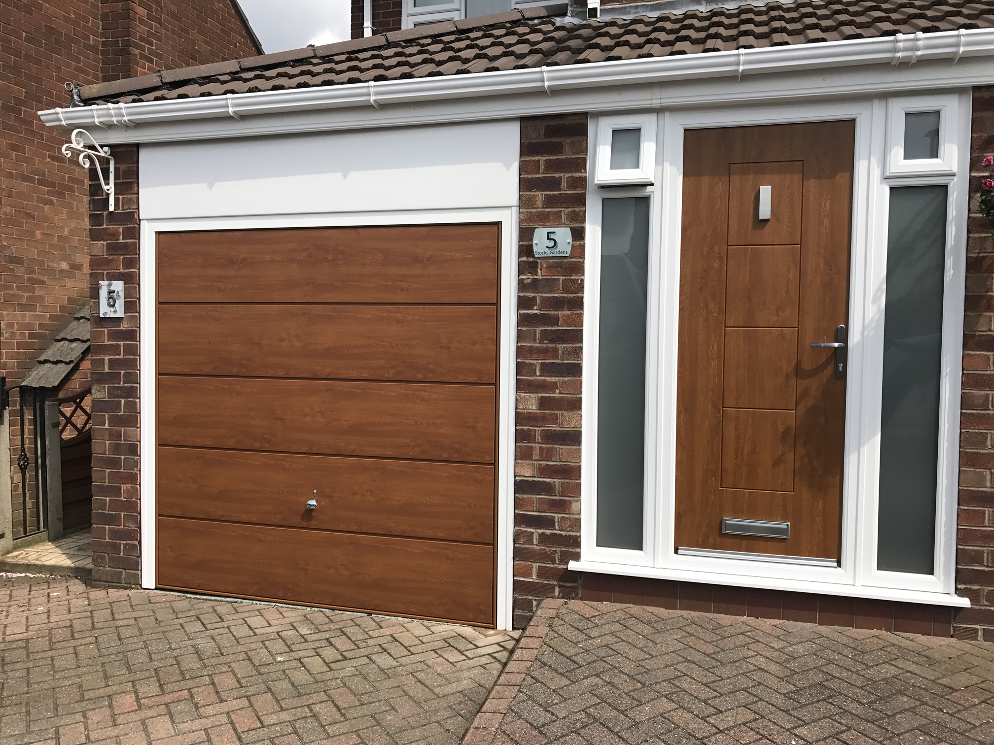 Doors To Garage: Hormann Garage Door, Stalybridge