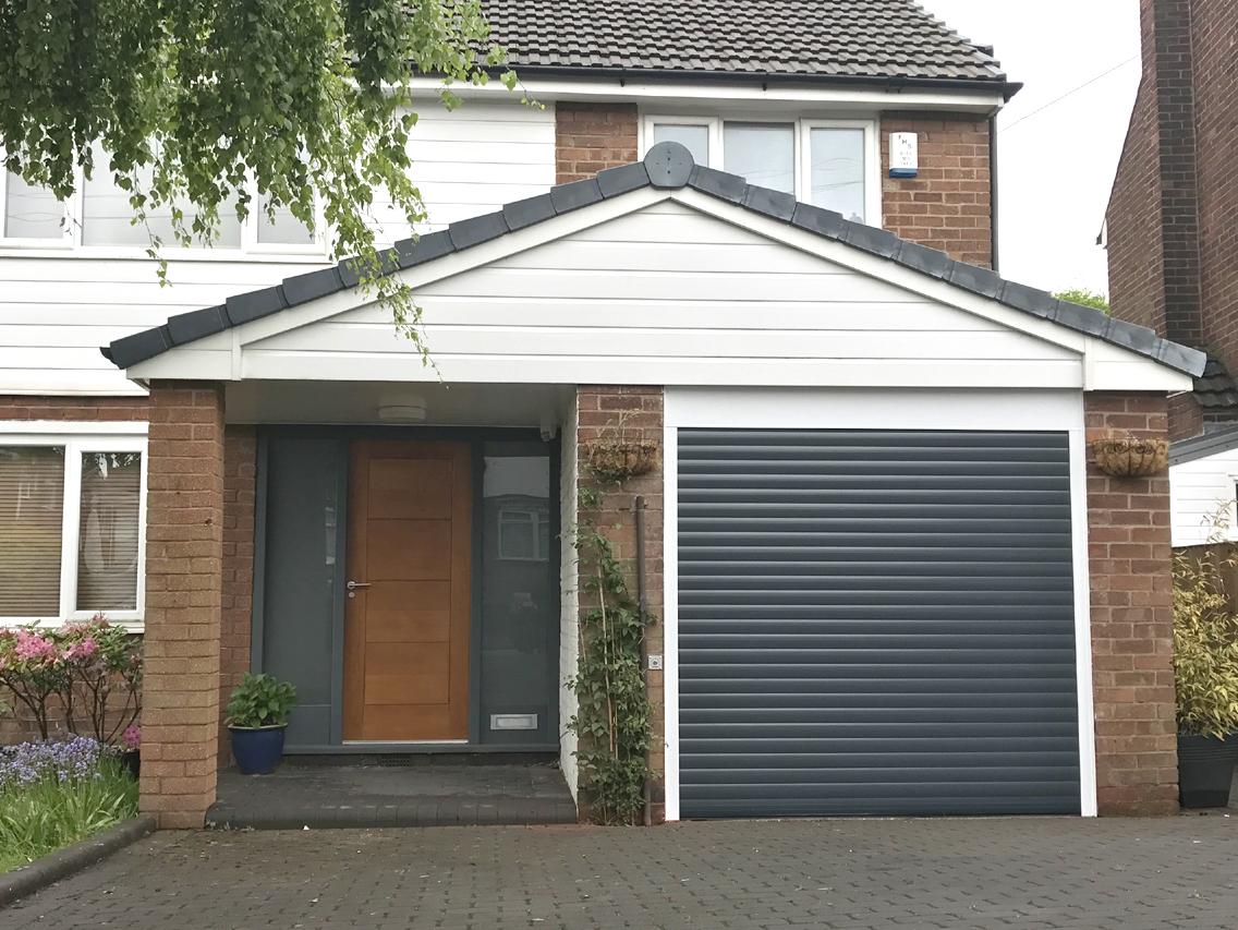 alluguard roller door stalybridge pennine garage doors. Black Bedroom Furniture Sets. Home Design Ideas