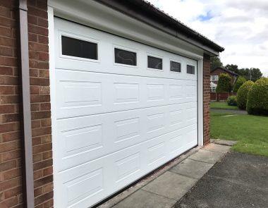 Warrington door closeup