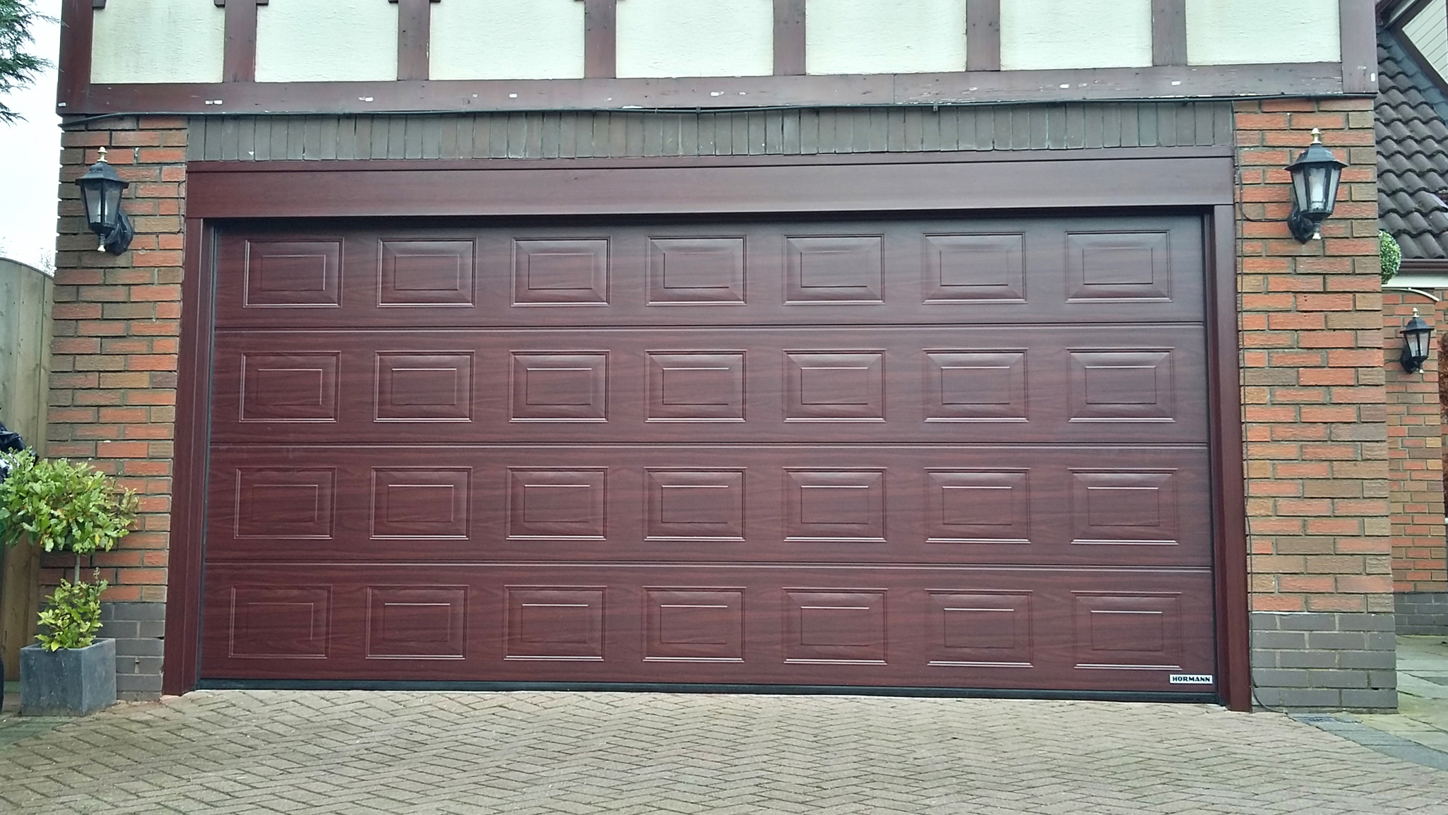 Hormann Sectional Door Ashton Under Lyne Pennine Garage