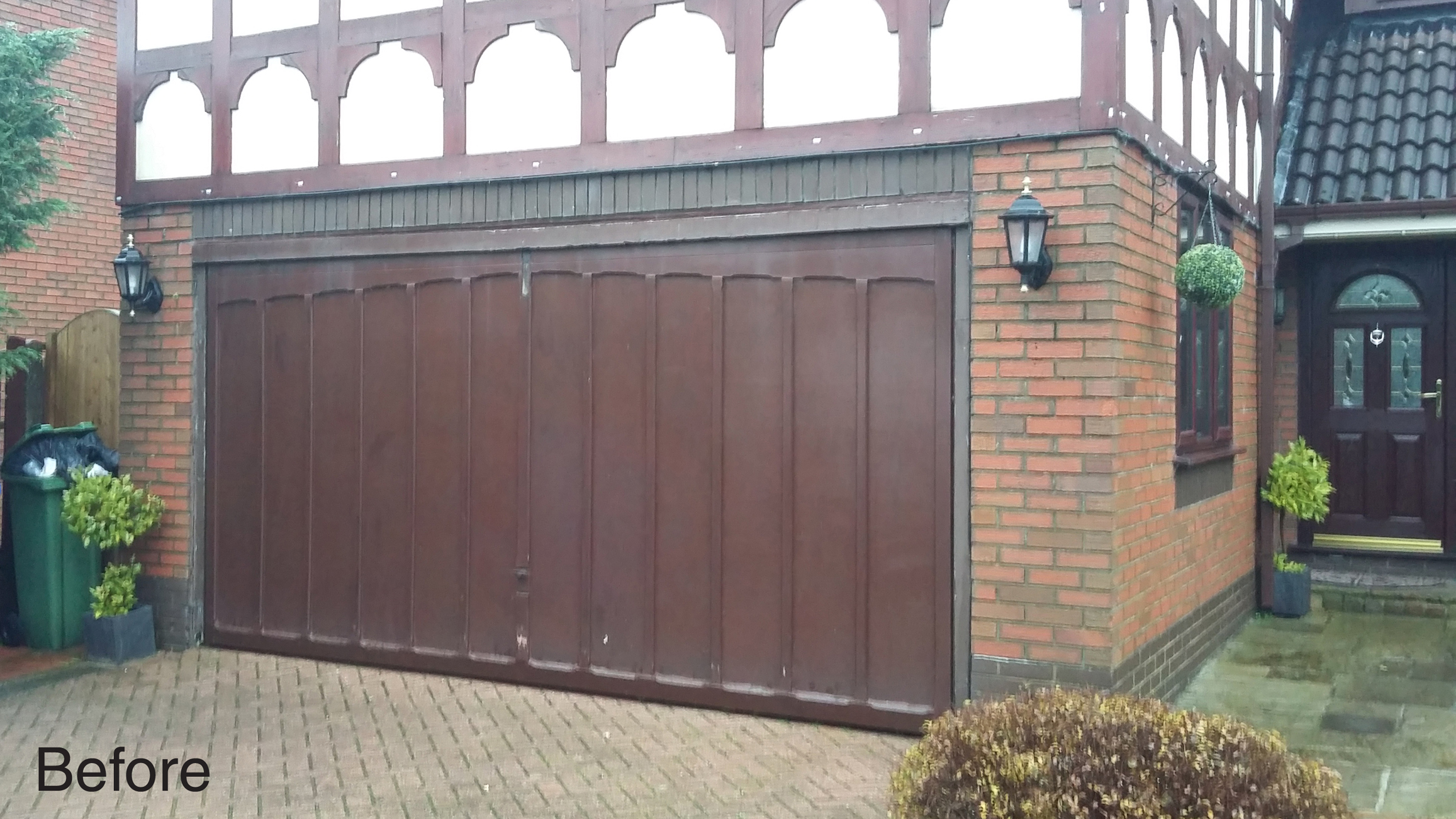 Hormann Sectional Door Ashton Under Lyne Pennine Garage Doors