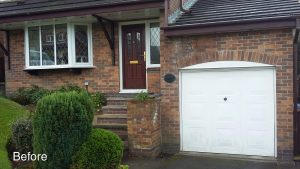 Hormann Georgian Tameside before