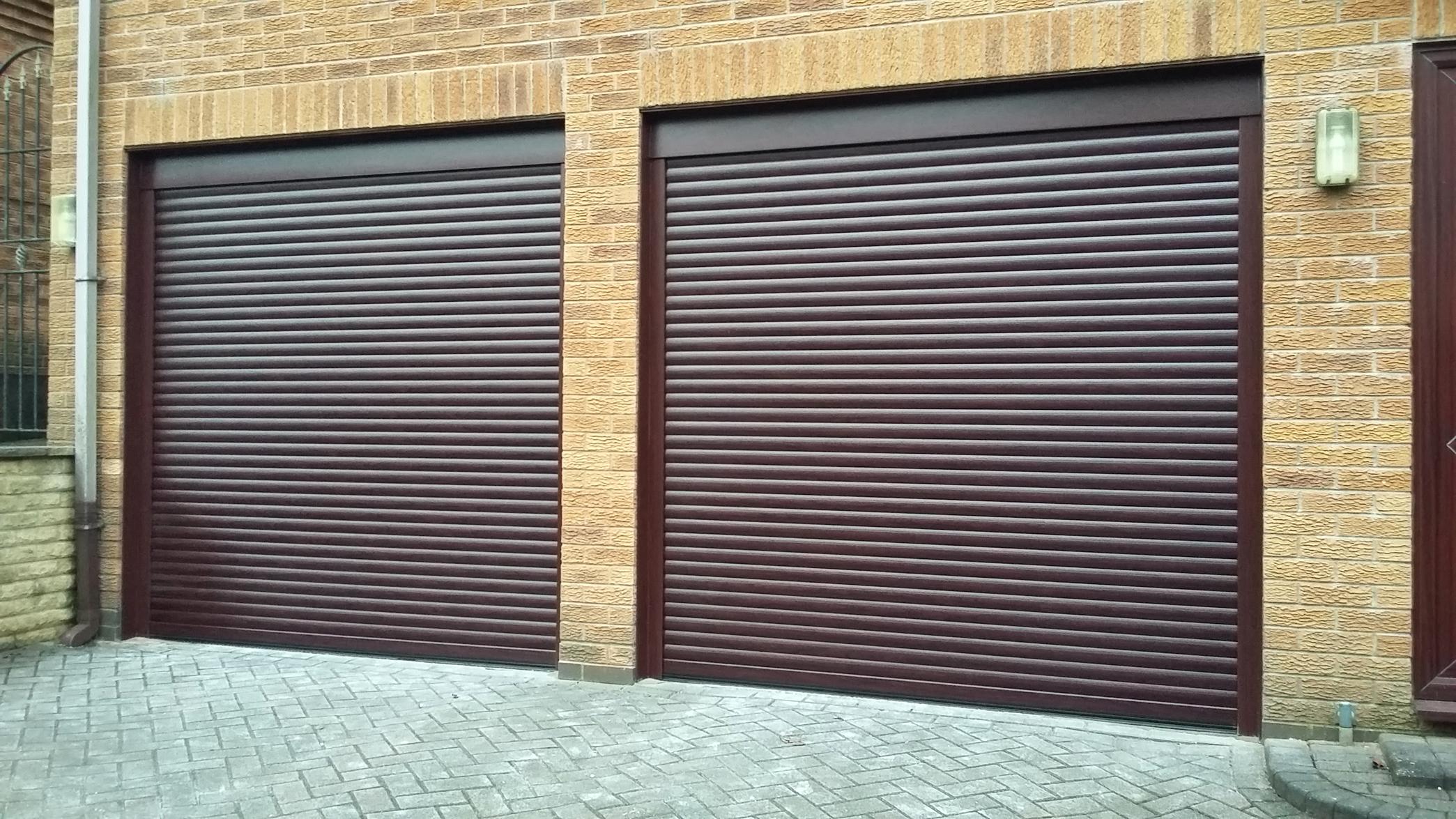 Alluguard Roller Doors Uppermill Pennine Garage Doors