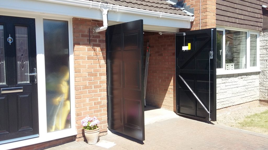 Select, Side-hinged doors, Great Sutton