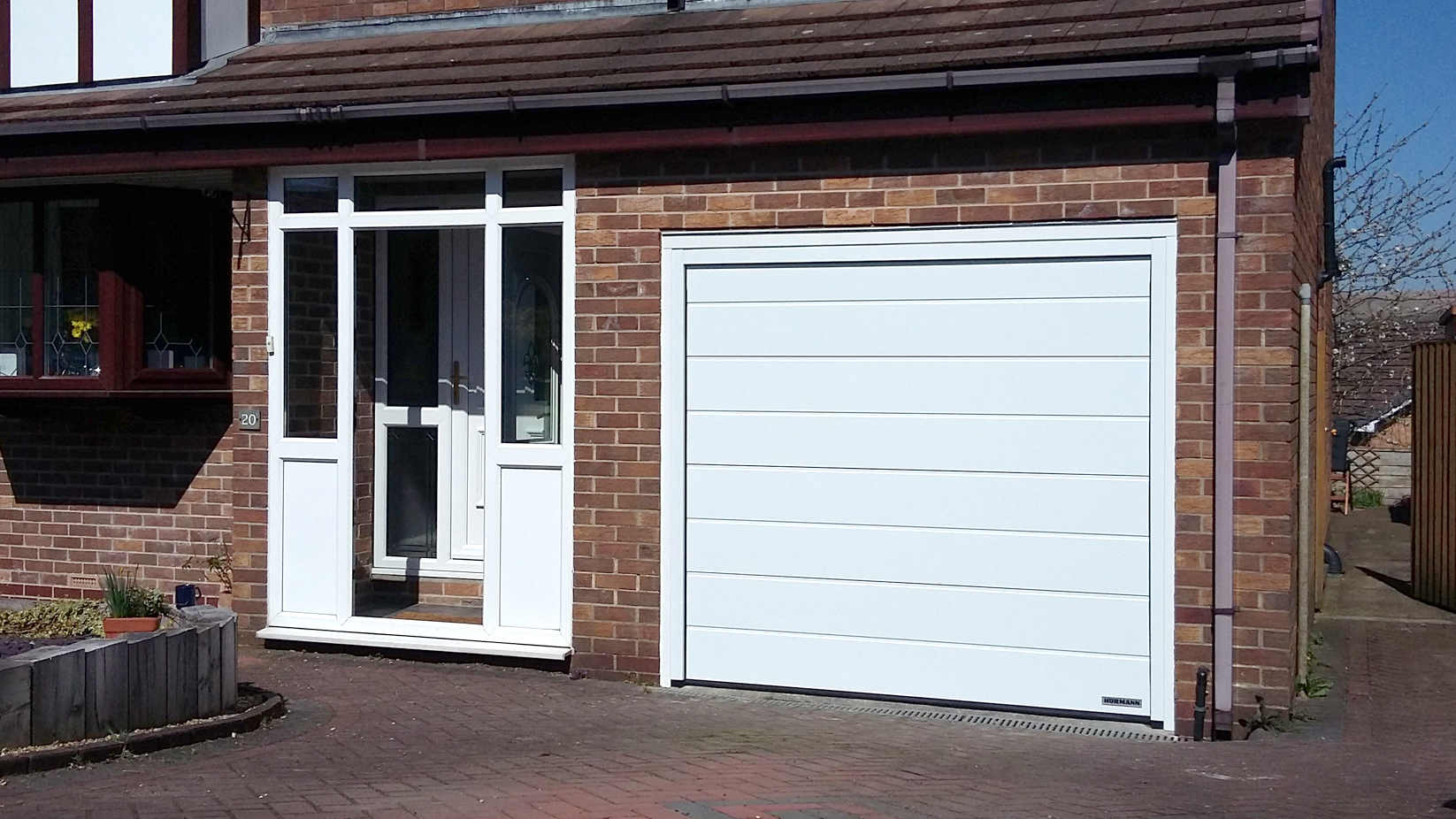 Hormann Sectional Door Simmondley Glossop Pennine