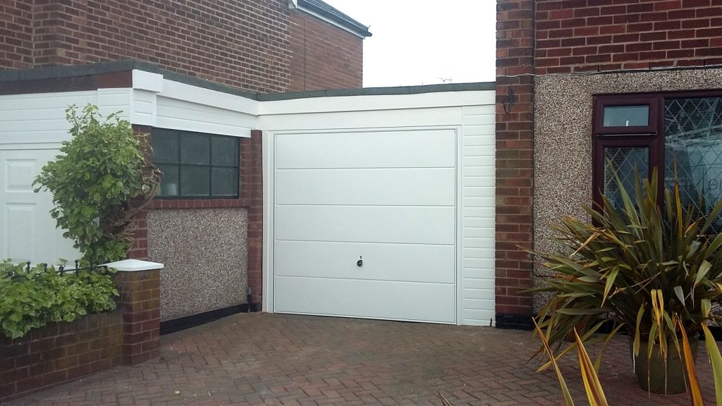 Hörmann Finesse garage door, Failsworth