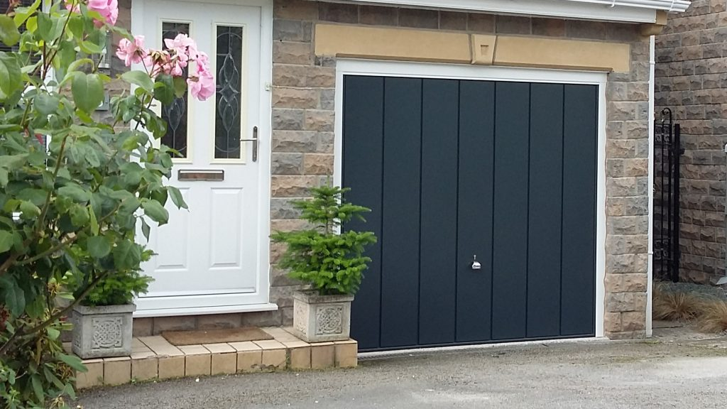Hormann garage doors, Hadfield