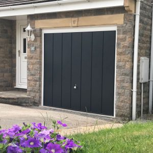 Hormann garage doors, Hadfield 3
