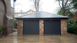 Bowdon Cheshire Doors and chimney