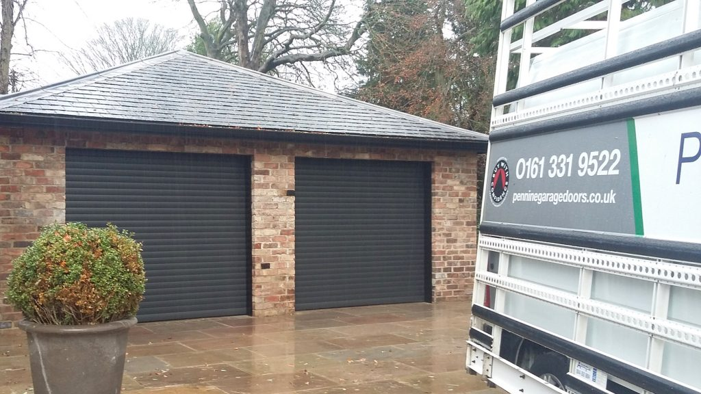 Bowdon Cheshire Doors and van
