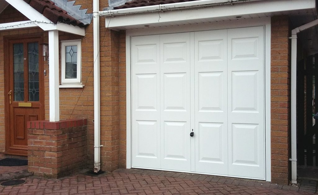 Hörmann Georgian door, Dukinfield, Tameside