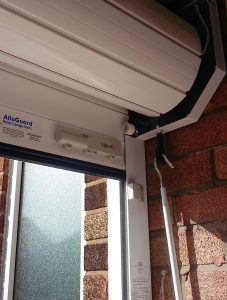 Alluguard Roller door, Hollingworth