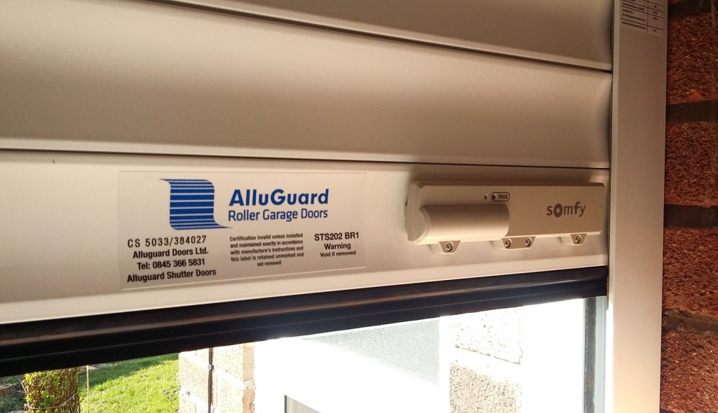 Alluguard Roller door, Hollingworth 3