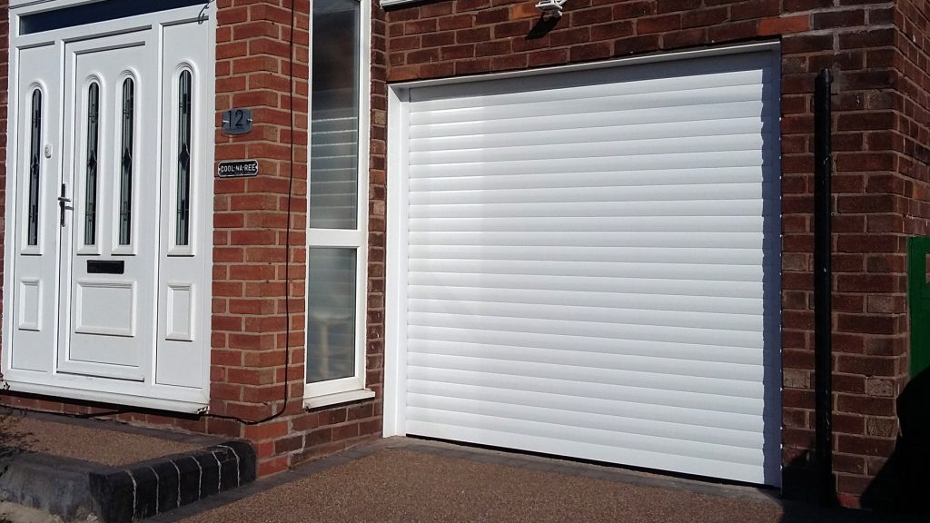 Alluguard Roller door, Hollingworth 5