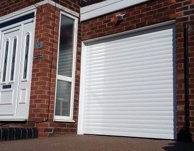 Alluguard Roller door, Hollingworth 8
