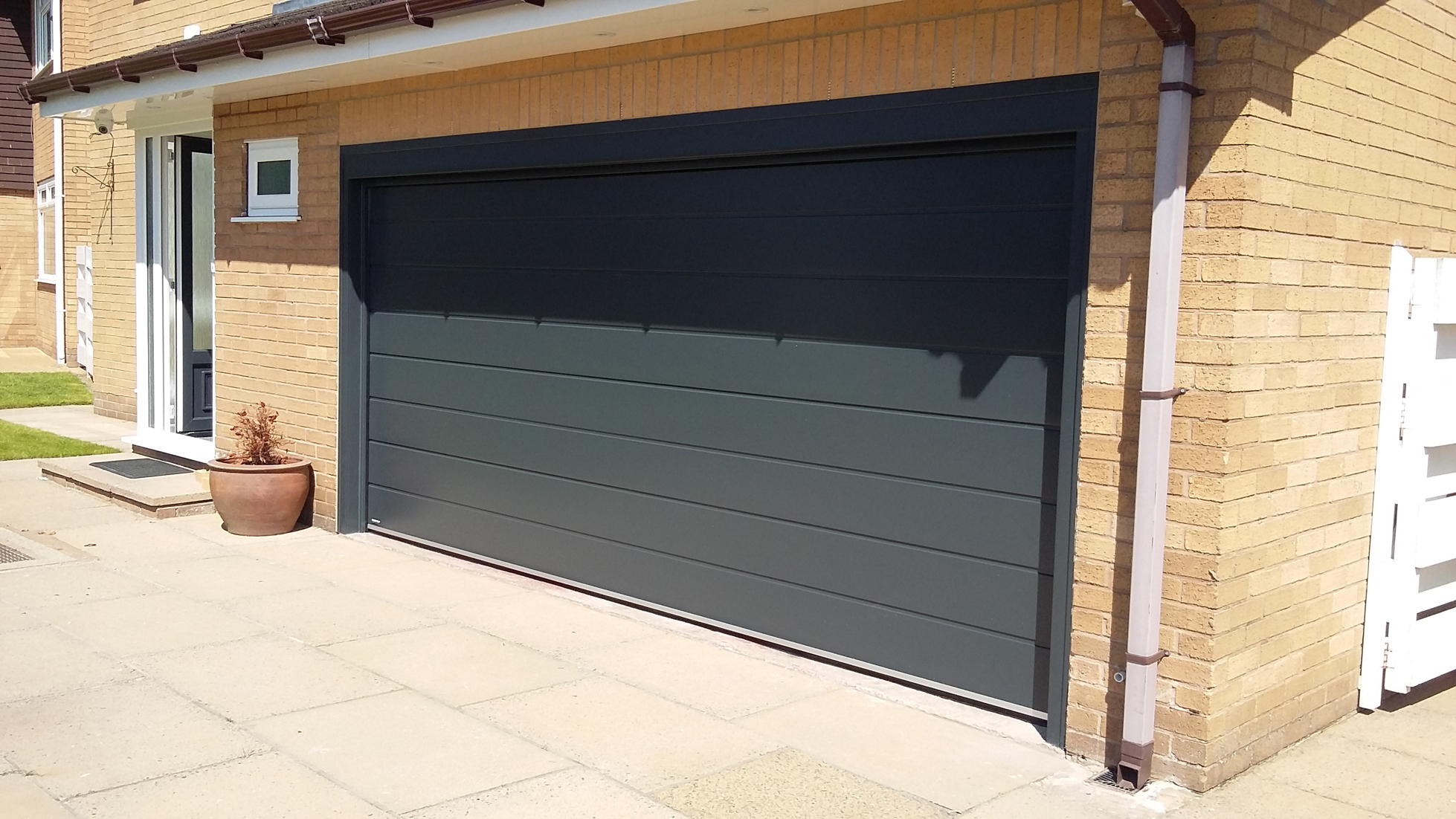 Teckentrup Sectional Door Northwich Pennine Garage Doors
